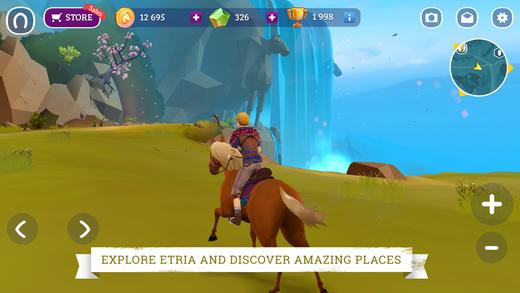 Horse Adventure: Tale of Etria Ekran Görüntüleri - 2