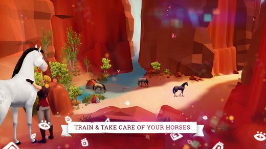 Horse Adventure: Tale of Etria Ekran Görüntüleri - 4