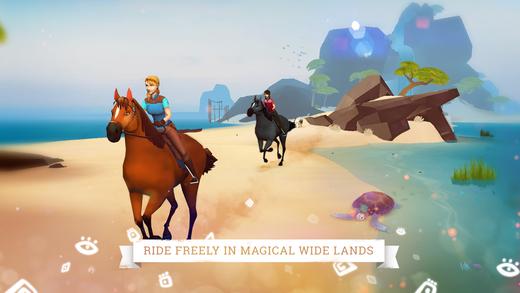 Horse Adventure: Tale of Etria Ekran Görüntüleri - 5