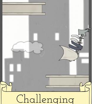 I, Falling Robot Ekran Görüntüleri - 1