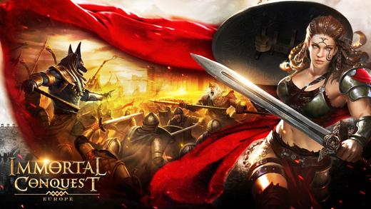 Immortal Conquest: Europe Ekran Görüntüleri - 5