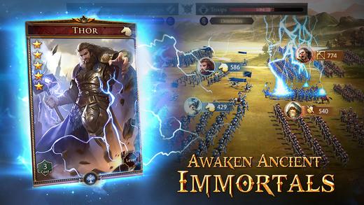 Immortal Conquest: Europe Ekran Görüntüleri - 3