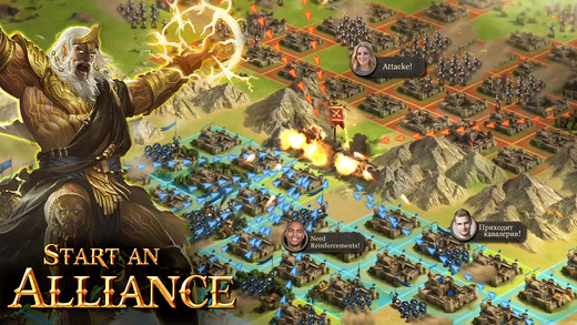 Immortal Conquest: Europe Ekran Görüntüleri - 2