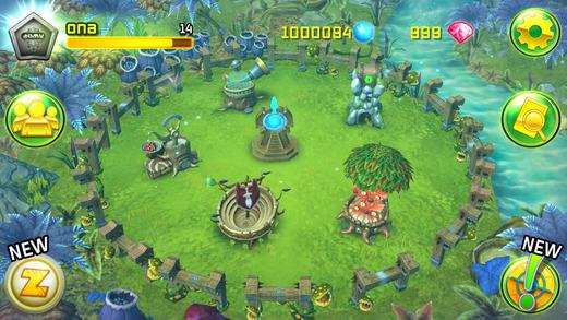 Invizimals: Battle Hunters Ekran Görüntüleri - 3