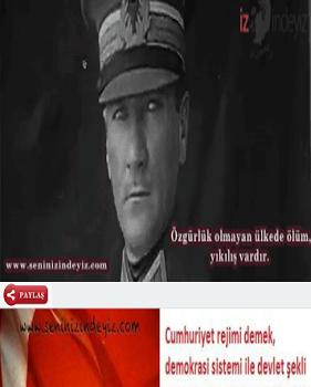 İzindeyiz Atatürk Ekran Görüntüleri - 3
