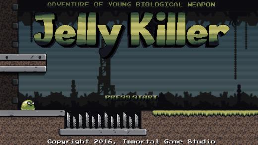 Jelly Killer Retro Platformer Ekran Görüntüleri - 5
