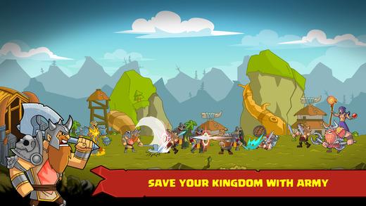 Kingdom Defense: Castle Wars Ekran Görüntüleri - 5