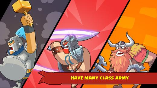 Kingdom Defense: Castle Wars Ekran Görüntüleri - 4