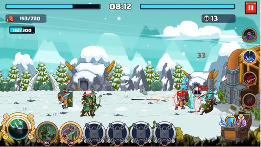 Kingdom Defense: Castle Wars Ekran Görüntüleri - 2