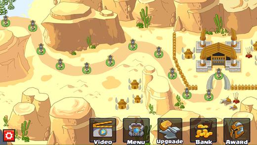 Kingdom Defense: Castle Wars Ekran Görüntüleri - 1