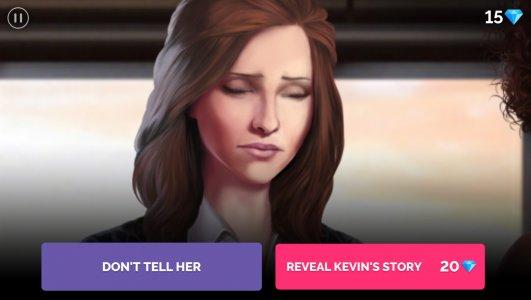 Linda Brown: Interactive Story Ekran Görüntüleri - 1