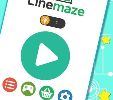 Line Maze Puzzles Ekran Görüntüleri - 5