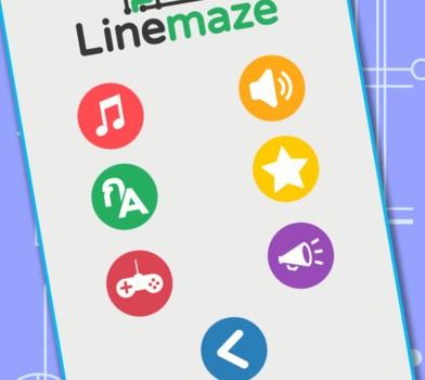 Line Maze Puzzles Ekran Görüntüleri - 4