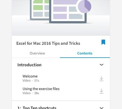 LinkedIn Learning Ekran Görüntüleri - 3
