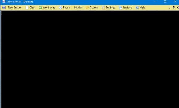 logview4net Ekran Görüntüleri - 1