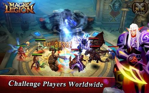 Magic Legion - Age of Heroes Ekran Görüntüleri - 4