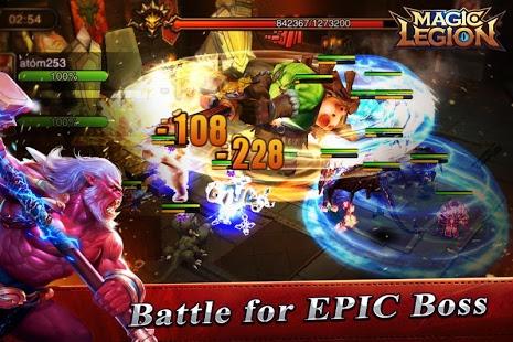 Magic Legion - Age of Heroes Ekran Görüntüleri - 3