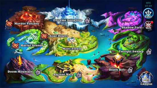 Magic Legion - Age of Heroes Ekran Görüntüleri - 1