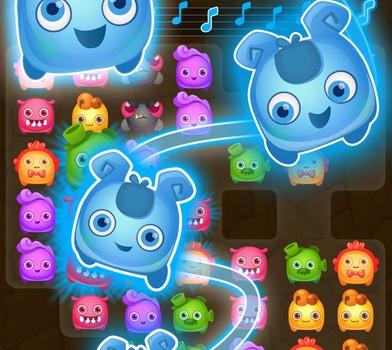 Melody Monsters Ekran Görüntüleri - 4