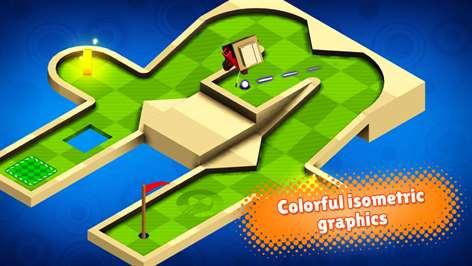 Mini Golf Buddies Ekran Görüntüleri - 1