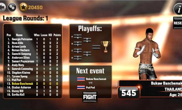 Muay Thai - Fighting Origins Ekran Görüntüleri - 1
