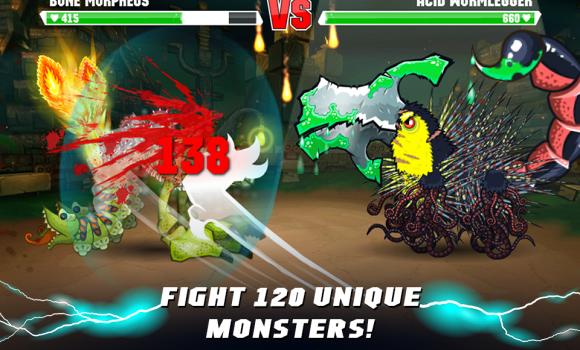 Mutant Fighting Cup 2 Ekran Görüntüleri - 3