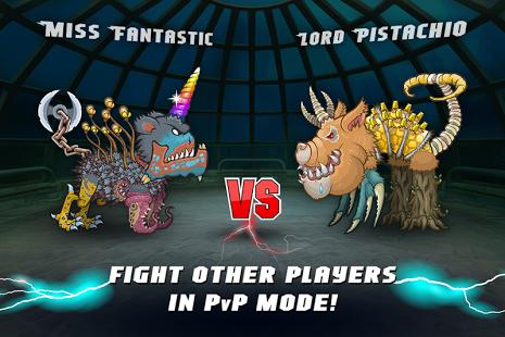 Mutant Fighting Cup 2 Ekran Görüntüleri - 1