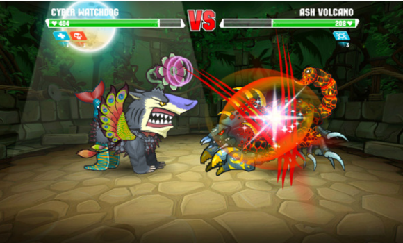 Mutant Fighting Cup 2 Ekran Görüntüleri - 4