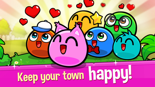 My Boo Town Ekran Görüntüleri - 2