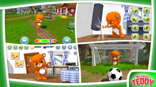 My Talking Teddy Ekran Görüntüleri - 4