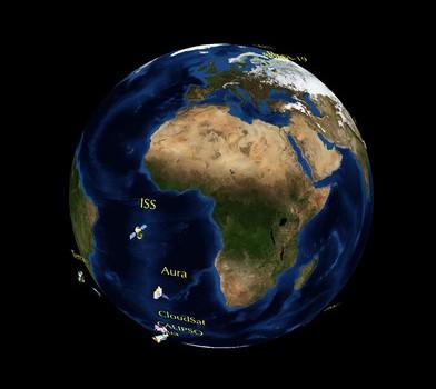NASA Ekran Görüntüleri - 2
