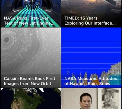 NASA Ekran Görüntüleri - 1
