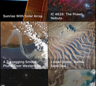 NASA Ekran Görüntüleri - 4