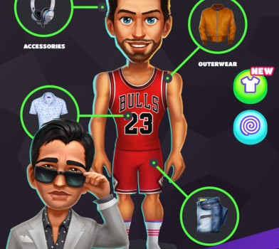 NBA Life Ekran Görüntüleri - 2