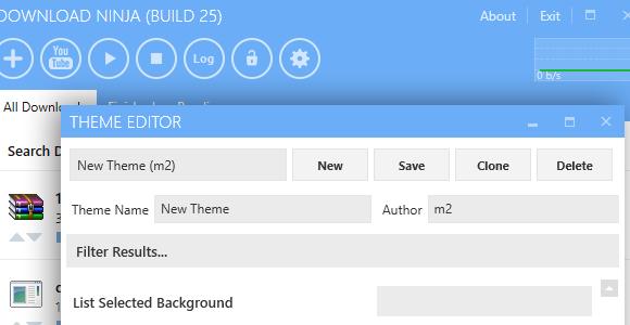 Ninja Download Manager Ekran Görüntüleri - 1