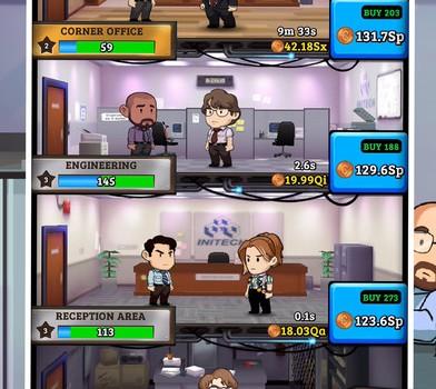 Office Space: Idle Profits Ekran Görüntüleri - 2