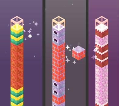 One Pillar Diamond Night Ekran Görüntüleri - 1