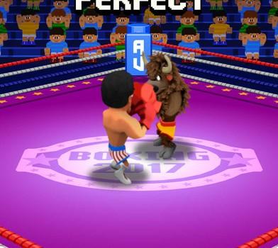One Tap Boxing Ekran Görüntüleri - 2