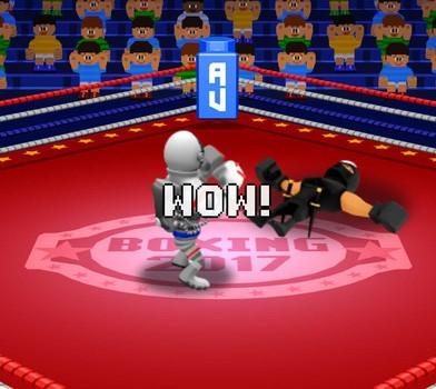 One Tap Boxing Ekran Görüntüleri - 3