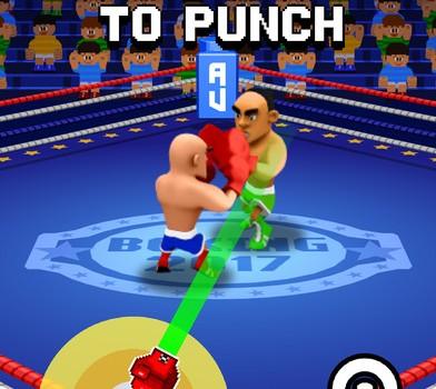 One Tap Boxing Ekran Görüntüleri - 5