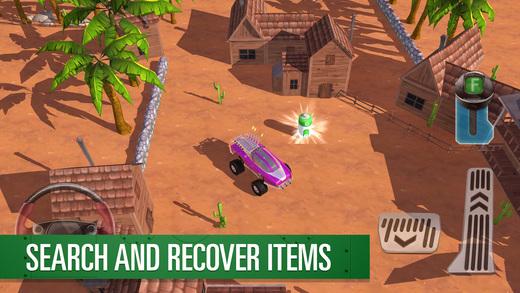 Parker's Driving Challenge Ekran Görüntüleri - 2