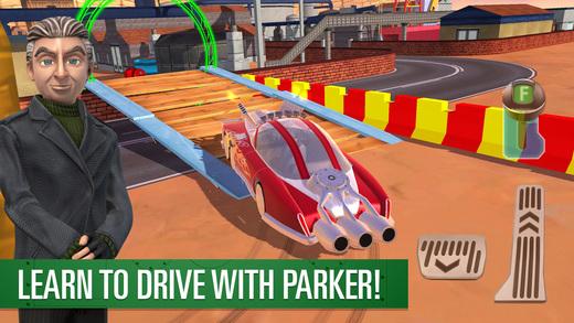 Parker's Driving Challenge Ekran Görüntüleri - 5