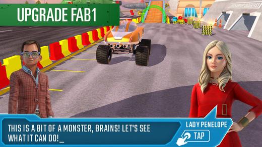 Parker's Driving Challenge Ekran Görüntüleri - 4