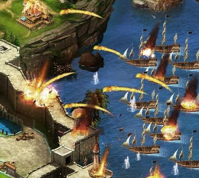 Pirate Alliance - Naval Games Ekran Görüntüleri - 3