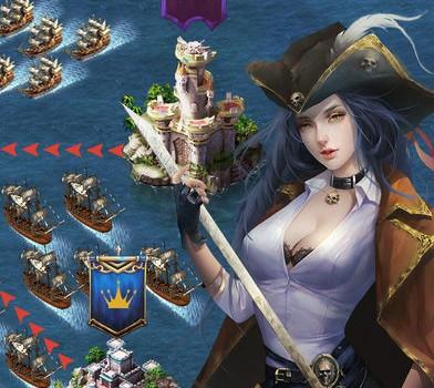 Pirate Alliance - Naval Games Ekran Görüntüleri - 1