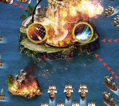 Pirate Alliance - Naval Games Ekran Görüntüleri - 2