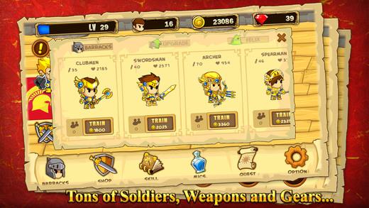 Pocket Army Ekran Görüntüleri - 4