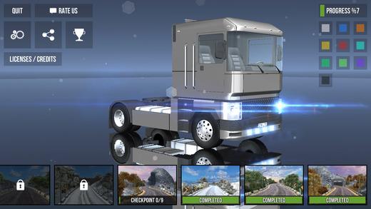 Pro Truck Driver Ekran Görüntüleri - 5