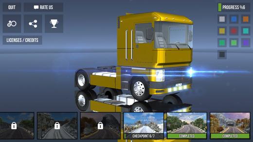 Pro Truck Driver Ekran Görüntüleri - 2