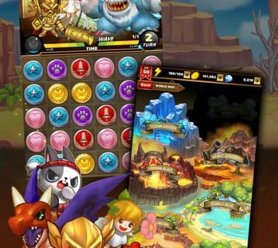 Puzzle Guardians Ekran Görüntüleri - 3